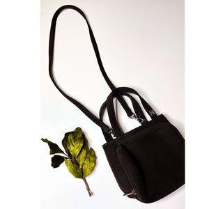 Calvin Klein Y2K Black Mini Crossbody Bag